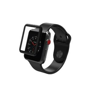 Zagg InvisibleShield Glass Curve Elite für Apple Watch 42 mm, Series 3
