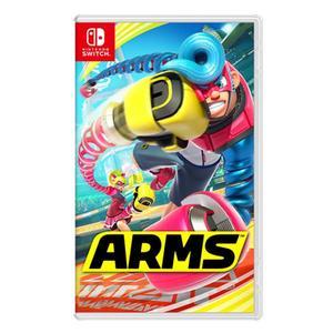 Nintendo Switch Arms