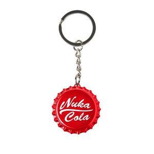 Fallout Keychain Nuka Cola Bottlecap Englisch