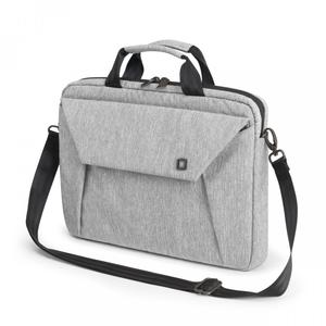Dicota Slim Case EDGE 12-13.3 light grey (D31241)