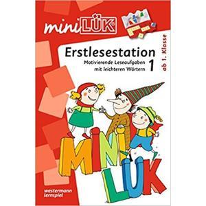 Mini-Lük ML Erstlesestation 1 (65961954)