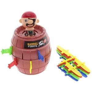 Toy Toy Toy PIRATENFASS SPIEL 2IN1 A483931