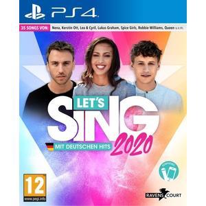 Let 's Sing 2020 mit deutschen Hits (PS4)