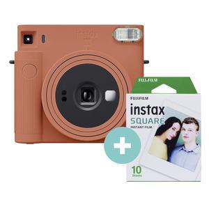 Fujifilm instax SQUARE SQ 1 Set terracotta orange