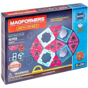 Magformers Math Set 42 (274-76) Bau- & Konstruktionsspiel