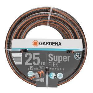 Gardena Premium SuperFLEX Schlauch 12x12 19 mm (3/4), 25 m o. A. (18113-20)