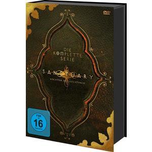Sanctuary - Die komplette Serie (Keepcase) (19 DVDs)
