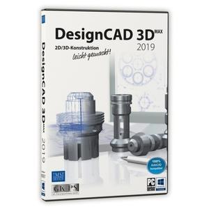 DesignCAD 3D MAX 2019/2020