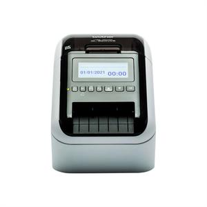 BROTHER QL-820NWBVM Label Printer for Visitor Management with Wi-Fi (QL820NWBVMXX1)