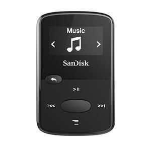 SanDisk Clip JAM 8GB Black SDMX26-008G-G46K