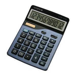 Olympia Taschenrechner LCD-5112 (941911005)