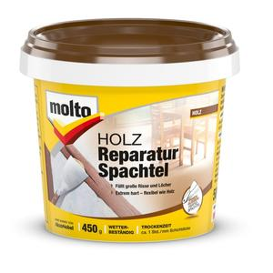 Molto, Holz-Reparatur Spachtel, 450g