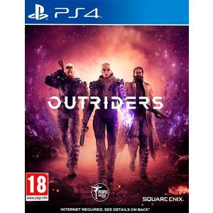 Outriders (PS4) Englisch