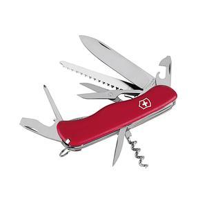 VICTORINOX Taschenmesser Outrider 111mm rot (0.8513.B1)