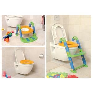 Rotho Babydesign Toilettentrainer 3 in 1 bunt (90071167)