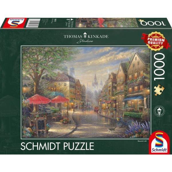 Schmidt Spiele Pz. Café in München 1000T (61436553)