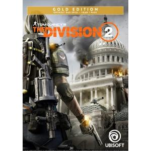 Xbox One Tom Clancy's: The Division 2 -- Gold Edition (PEGI)