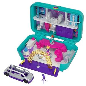 Mattel Polly Pocket Hidden Places Tanz Party (FRY41)