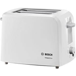 Bosch TOASTER 2-SCHLITZ 900W (TAT 3A011 WEIß)