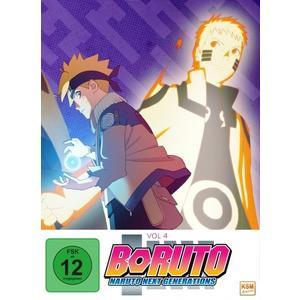 Boruto: Naruto Next Generations - Volume 4 (Episode 51-70) (3 DVDs)