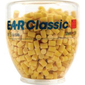 3M Gehörschutzstöpsel E-A-R? Classic II Refill EN 352-2 SNR 28 dB 500 Paar / Dispenser