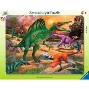 "Ravensburger Kinderpuzzle ""Spinosaurus"" Teile ab 4 Jahre Puzzle von Ravensburger"
