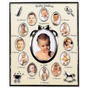 Hama Baby-Galerie 1x 9x13 12x 3,5x4,5 Portrait champagner