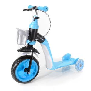2in1 Scooter Blue ()