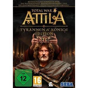 Total War: Attila - Tyrannen und Könige Edition (PC) (Hammerpreis)