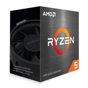 AMD Ryzen 5 5600x 4,6GHz AM4 35MB Cache Wraith Spir (100-100000065BOX)