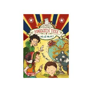Carlsen Schule Mag.Tiere Bd.7 Wo ist Mister M ? (67266951)