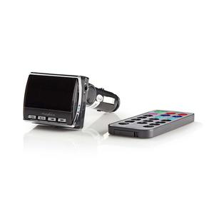 Nedis Kfz Audio FM Transmitter / Kippbar / 1.1 / LCD Screen