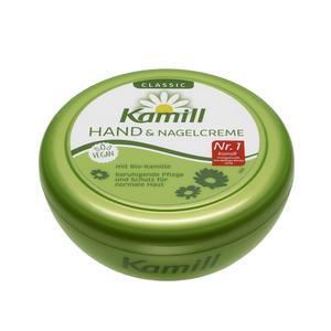 Kamill, Hand und Nagel Creme 150ml, Classic