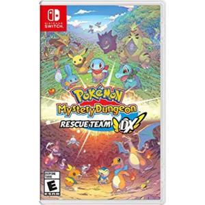 Nintendo Switch Pokemon Mystery Dungeon: Retterteam DX