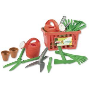 Simba Gartenwerkzeug in Korb