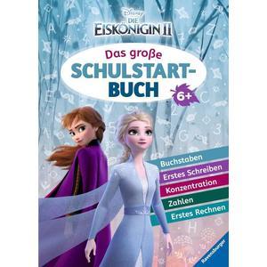 """Ravensburger """"Disney Die Eiskönigin 2: Das große Schulstartbuch """" Lernbücher Ravensburger Buchverlag"""