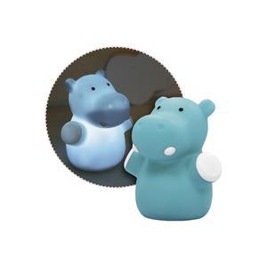 reer Nachtlicht Mini Zoo lumilu Hippo (52353)