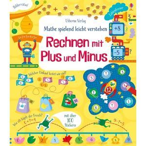 Usborne Verlag Mathe spielend leicht verstehen: Rechnen (67517652)