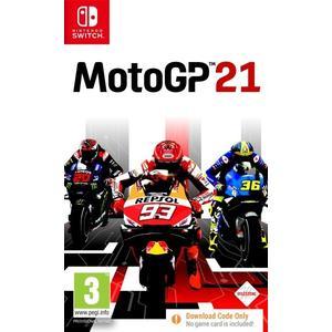MotoGP 21 (Code in a Box) (Switch) Englisch