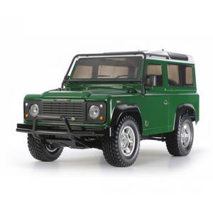 Tamiya 1:10 RC Land Rover Defender 90 CC-01
