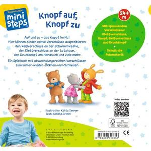 Ravensburger MS Knopf auf, Knopf zu (67625960)