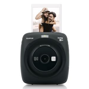 Fujifilm Instax SQUARE SQ20 schwarz Sofortbildkamera