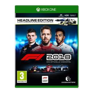 F1 2018 Headline Edition (XONE)