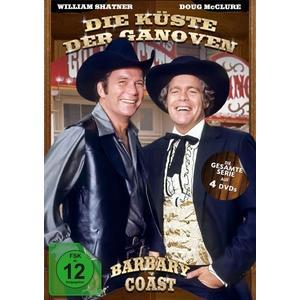 Die Küste der Ganoven - Die gesamte Serie (4 DVDs)