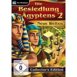 Die Besiedlung Ägyptens 2 - Collectors Edition (PC)