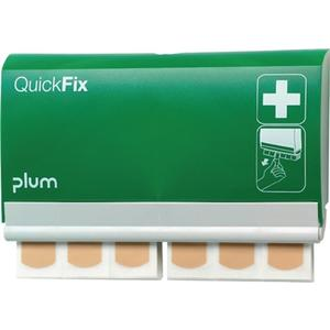 PLUM Pflasterspender QuickFix 2 B232,5xH133,5xT33ca. mm grün