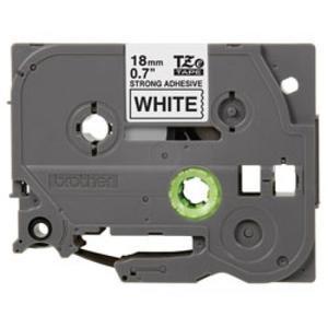 Brother P-Touch 18mm weiß/schwarz