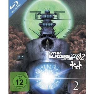 Star Blazers 2202 - Space Battleship Yamato - Vol.2 (Blu-ray)