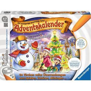 Ravensburger, Adventskalender - das Weihnachtsdorf, tiptoi®, 00778