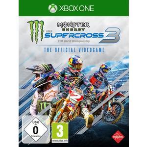 Monster Energy Supercross - The Official Videogame 3 (XONE)